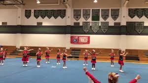 Cheerleader Flags Keyport Indians Flag Cheer 2016 Youtube