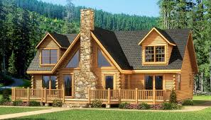 Log Cabin Plans by My Favorite One Grand Lake Log Home Plan Southland Log Homes