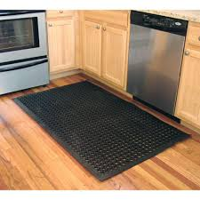 Anti Fatigue Kitchen Floor Mats by Kitchen Accessories Black Rubber Kitchen Floor Mats In Front Of