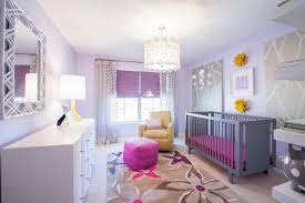 Yellow And Gray Nursery Decor 20 Lavender Nurseries Of And Style
