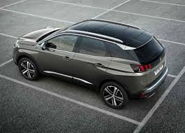 peugeot 3008 interior seat 2018 2019 peugeot 3008 gt and gt the line u2013 top version of suv