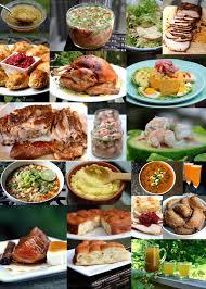 recetas para el día de acción de gracias o thanksgiving las