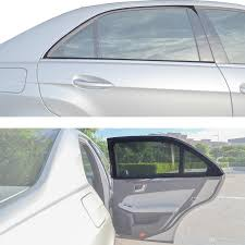 Cheap Window Shades by Tfy Universal Rear Side Window Sunshade For Car Two Piece Car