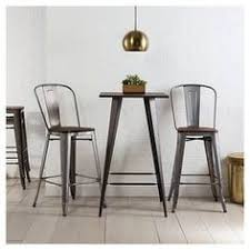 Reclaimed Wood Bistro Table Reclaimed Industrial Cafe Pub Bistro Table Wood Cafe Rustic