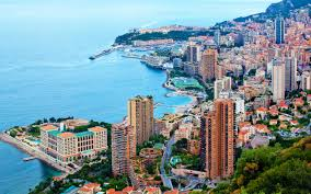 Monte Carle Nice And Monaco Monte Carlo Peaks Of Africa