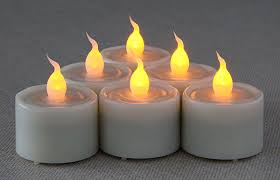 6 hour tea lights super bright long lasting set of 6 tealights with 6 hour timer buy now