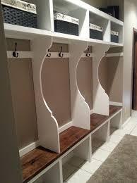 decor u0026 tips transitional mudroom lockers with bench mud room