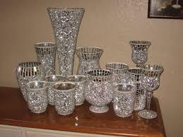 Large Mosaic Vase Forsale Lelastra