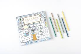 amazon com color at home a young house love coloring book