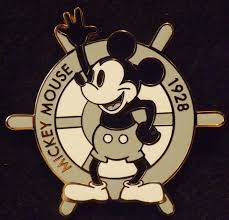 pin dlp retro mickey mouse