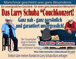 Wohnzimmer Records Larry Schuba Sänger U0026 Entertainer Bandleader Der Legendären