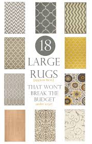 Large Area Rugs For Sale 18 Large Rugs That Won U0027t Break The Budget 8x10 Rugs For Under