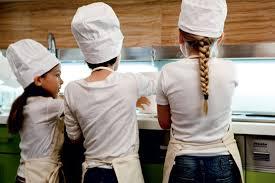atelier cuisine enfant enfants en atelier wenten evénementiel réunion