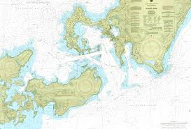 Ma Map Nautical Charts Buzzards Bay National Estuary Program