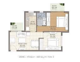 Icon Floor Plan Krish Icon 1 2 3 Bhk Luxury Property In Bhiwadi Properties In