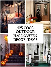 easy decorations for outside outside