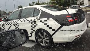 peugeot cars malaysia spyshots peugeot 408 rhd units spotted in m u0027sia