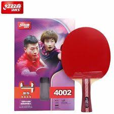 Dhs Table Tennis by Double Happiness Table Tennis Bats Paddles U0026 Blades Ebay