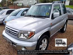 used mitsubishi shogun petrol for sale motors co uk