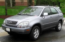 lexus rx 350 ireland lexus rx 300 technical details history photos on better parts ltd