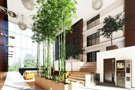 interior health home care elderly day care center by new idea architecture interiors and