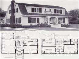 Dutch Colonial House Style by Enchanting 1920 House Plans Images Best Image Engine Jairo Us