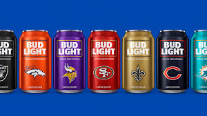 order nfl bud light cans bud light nfl by jones knowles ritchie for bud light