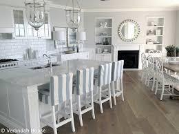 The Coastal Kitchen - inspirations on the horizon coastal beach house kitchen designs