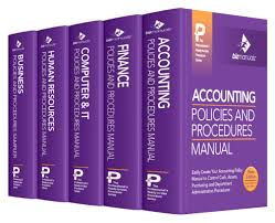 internal control procedures financial accounting policies
