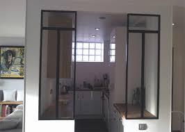 cloison amovible cuisine vitre separation cuisine cloison amovible cuisine des styles de