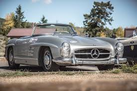 1957 mercedes 300sl roadster 1957 mercedes 300sl roadster drive automobile magazine