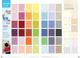 paint color chart pdf ideas color charts aervoe industries inc