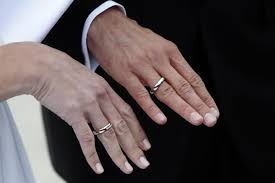 ring marriage finger ring finger length linked to libido