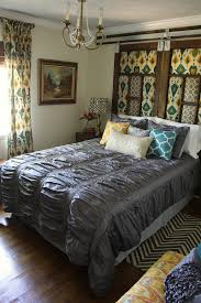 Walmart Home Decorations by Industrial Glam Master Bedroom Makeover Reveal