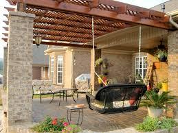 Pergola Off House by Fresh Decoration Pergola Attached To House Beautiful Pergola