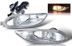 2004 toyota camry lights 2002 2004 toyota camry oem fog lights clear wiring kit included