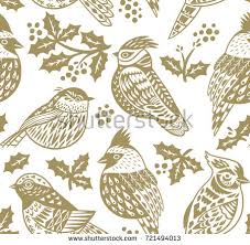 white seamless pattern ornamental stock vector