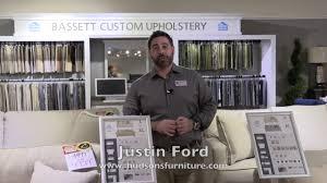 custom sofa bassett furniture hudson u0027s furniture in altamonte