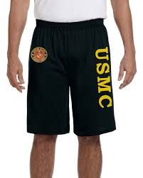 American Flag Workout Shorts Marine Shorts Ebay