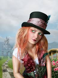 Mad Hatter Halloween Costume 115 Summer Theme Party Ideas Images Alice