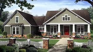 Bungalow Craftsman House Plans House Plan 59207 At Familyhomeplans Com
