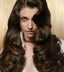 medium hairstyles brunette women medium haircut