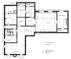 Home Design Plans With Basement Basement Floor Plans Basements Ideas