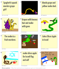 Yellow Flag With Snake Spaghetti Squash Murders Grape