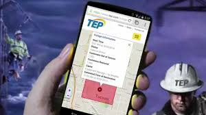 Duke Energy Florida Outage Map by Tep U0027s Outage Center And Map Youtube