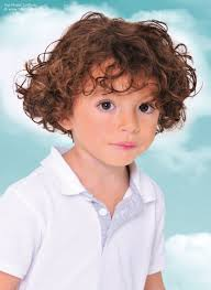 boy haircuts long hair curly hair style for toddlers and preschool