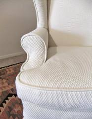 Material For Covering Sofas What U0027s The Best Fabric For A Slipcover Washable Durable