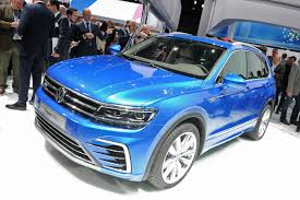 volkswagen tiguan 2016 blue 2017 volkswagen tiguan facelift dubai abu dhabi uae