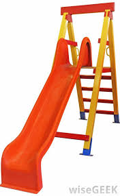 what are the different types of backyard playground equipment