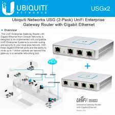 ubiquiti home network design ubiquiti usg unifi 2 pack security gateway enterprise site to site vpn